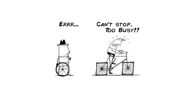 Too Busy To Start A Developer Blog