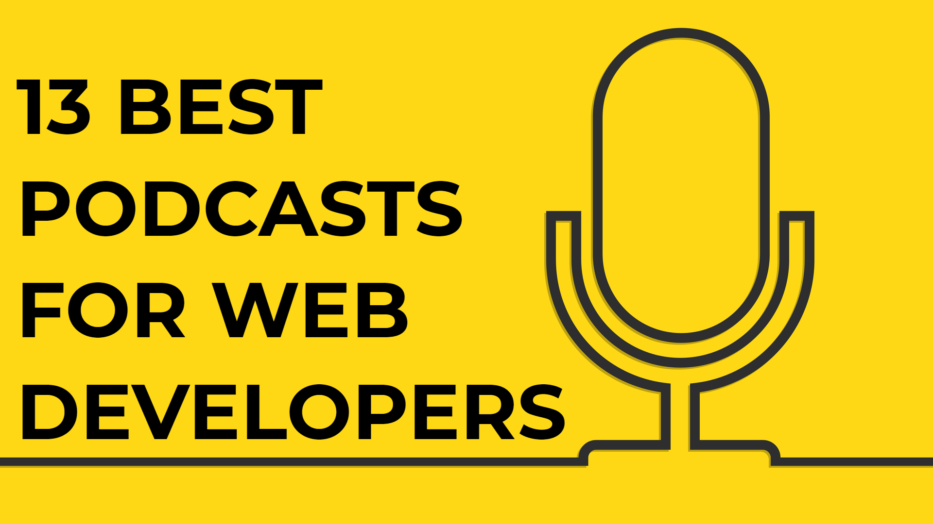 13 Best Podcasts For Web Developers Invent With Code