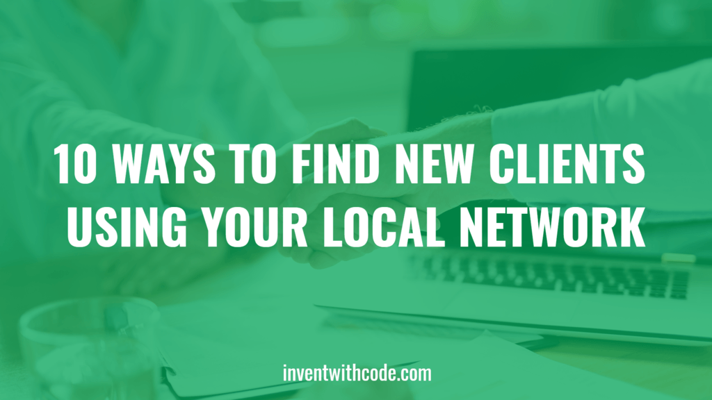 Find New Clients